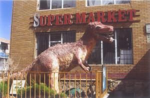 Mongolian supermarket