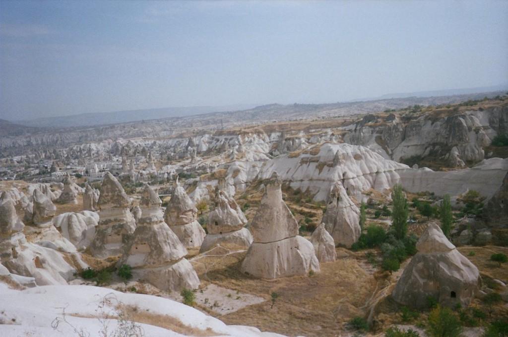 Goreme landscape