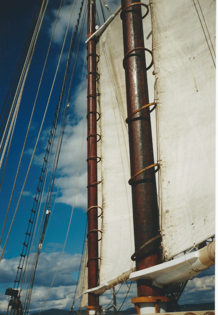 Schooner view
